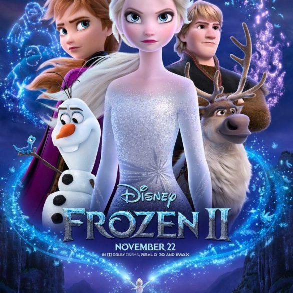 Frozen 2 ultrapassa o US$ 1 bilhão na bilheteria mundial 24