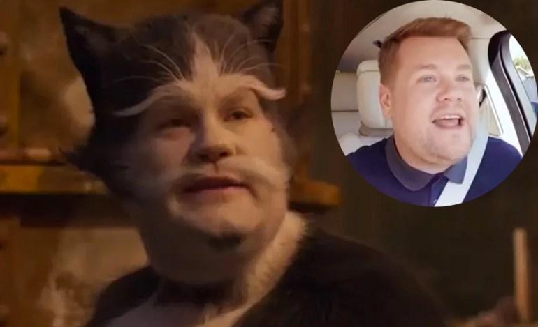 """James Corden diz que ainda não foi ver """"Cats"""": """"Ouvi dizer que está horrível"""" 16"""