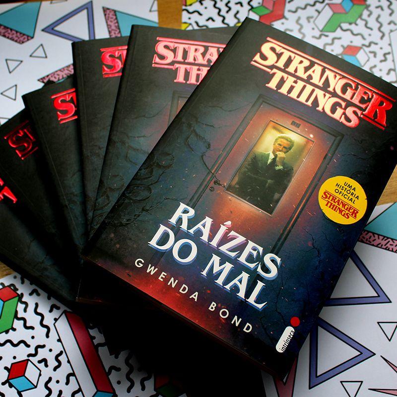 Leia um trecho de Cidade nas trevas, novo livro oficial de Stranger Things 17