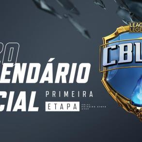 CBLoL 2020 - Primeira Etapa: Calendário 20