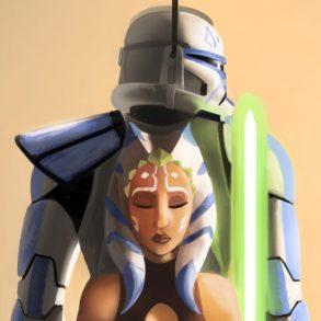 Nova temporada da animação Star Wars: The Clone Wars ganha data de estreia 23