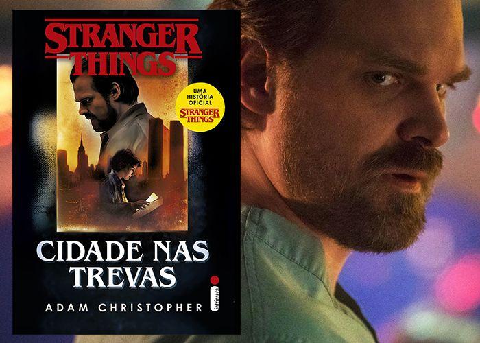 Leia um trecho de Cidade nas trevas, novo livro oficial de Stranger Things 16