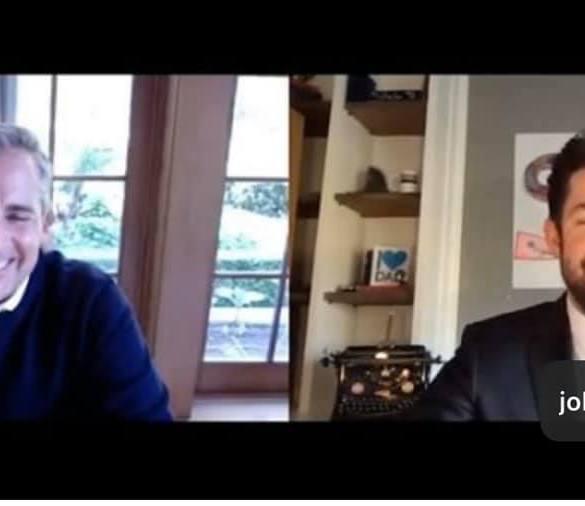 John Krasinski cria canal no Youtube SÓ com notícias boas! 16