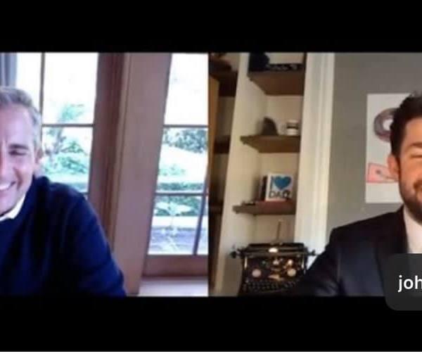 John Krasinski cria canal no Youtube SÓ com notícias boas! 31