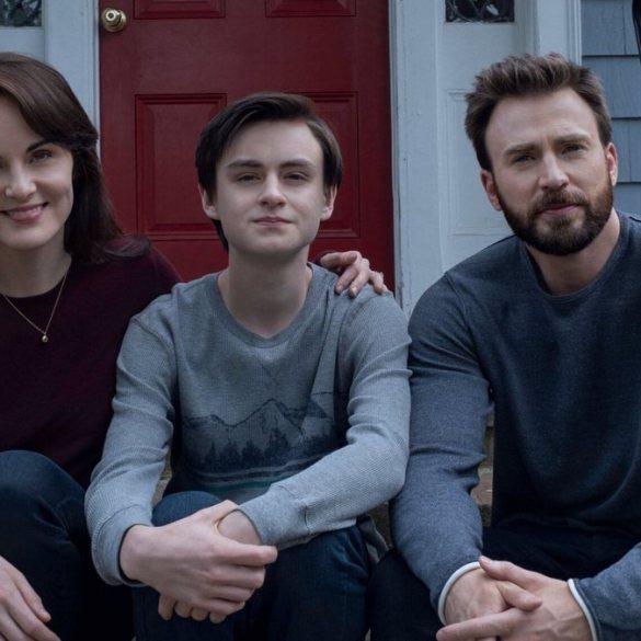 Defending Jacob | Chris Evans luta para provar inocência do filho em minissérieda Apple TV 16