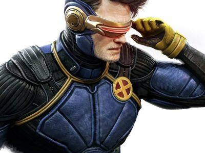 Diretor de arte de God of War mostra sua versão de Ciclope, dos X-Men 22