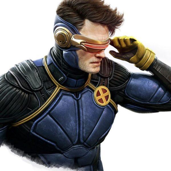 Diretor de arte de God of War mostra sua versão de Ciclope, dos X-Men 43