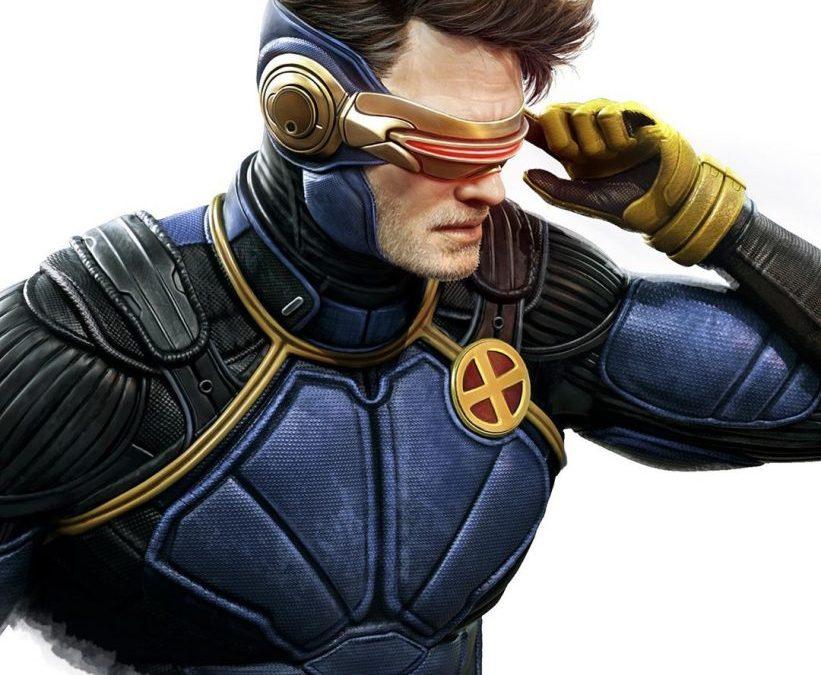 Diretor de arte de God of War mostra sua versão de Ciclope, dos X-Men 27