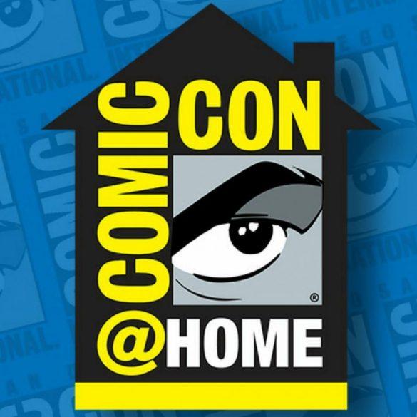 Confira a programação da Comic Con at Home! 16