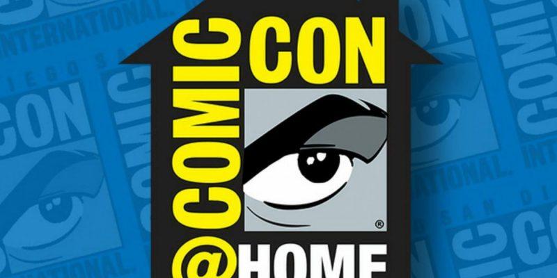 Confira a programação da Comic Con at Home! 15