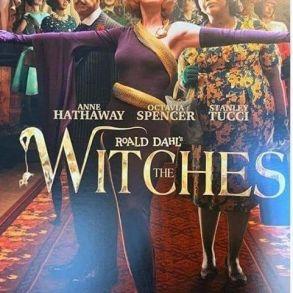 'Convenção das Bruxas': Remake com Anne Hathaway ganha cartaz 19