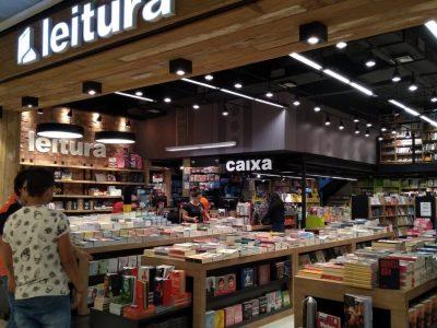 Leitura inaugura 14ª loja no estado de SP e se consolida como a maior rede de livrarias do Brasil 27