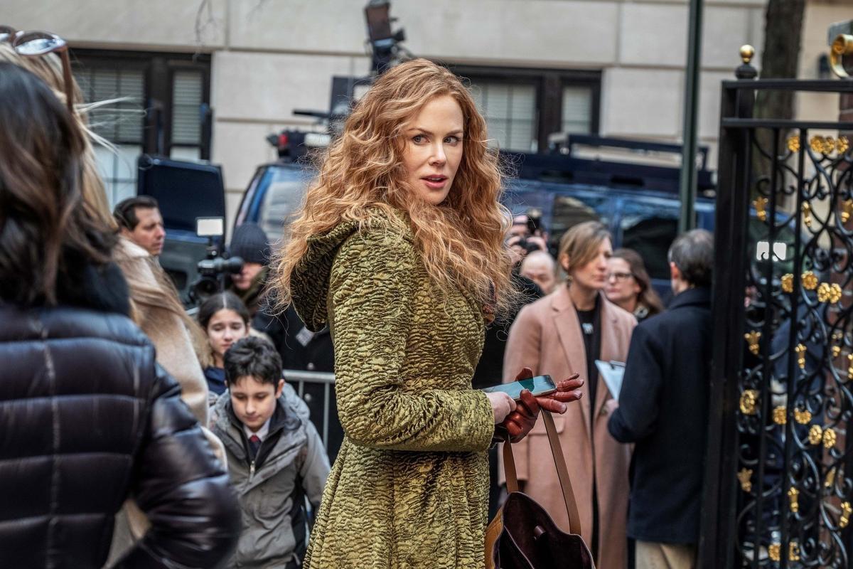 Minissérie com Nicole Kidman e Hugh Grant estreia hoje na HBO 16
