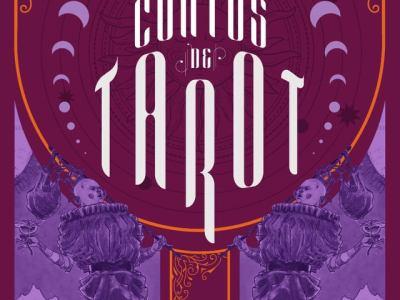 """Confira a capa da antologia """"Contos de Tarot"""" 22"""