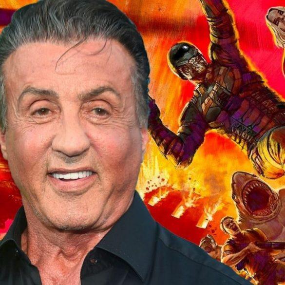 """Sylvester Stallone se junta ao elenco do novo """"Esquadrão Suicida"""" 16"""