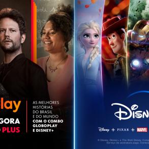 Globoplay anuncia parceria com Disney+ 21