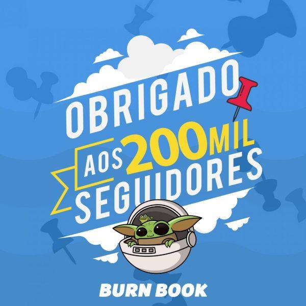 Burn Book alcança marca de 200 mil seguidores no Pinterest! 22