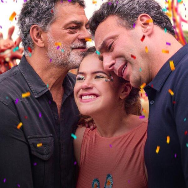 """Maisa faz sua estreia em """"Pai em Dobro"""", já disponível na Netflix! 24"""