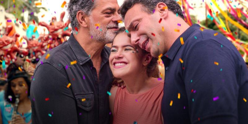 """Maisa faz sua estreia em """"Pai em Dobro"""", já disponível na Netflix! 54"""