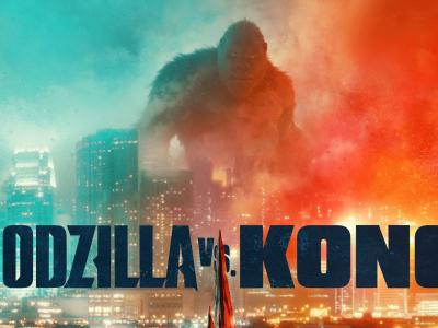 Divulgado novo pôster incrível de GODZILLA vs. KONG 13