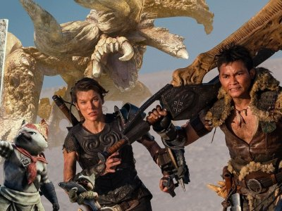 """Monster Hunter"" ganha nova data de estreia na América Latina 32"