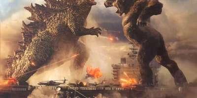 """""""Godzilla vs Kong"""": estreia é adiantada para março deste ano 4"""