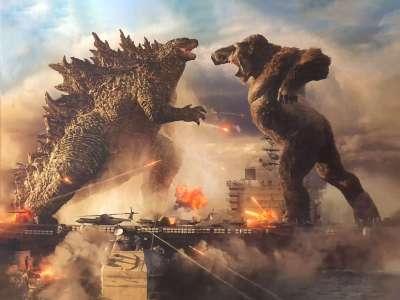 """""""Godzilla vs Kong"""": estreia é adiantada para março deste ano 19"""