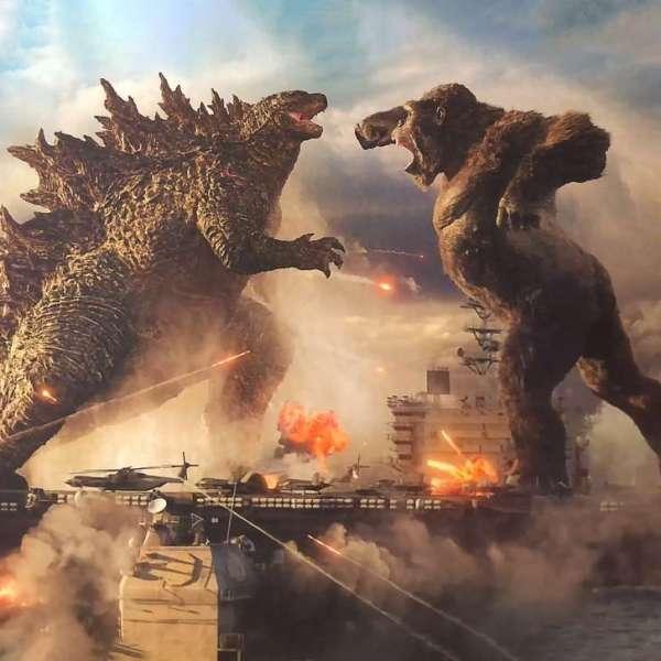 """""""Godzilla vs Kong"""": estreia é adiantada para março deste ano 22"""