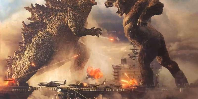 """""""Godzilla vs Kong"""": estreia é adiantada para março deste ano 52"""