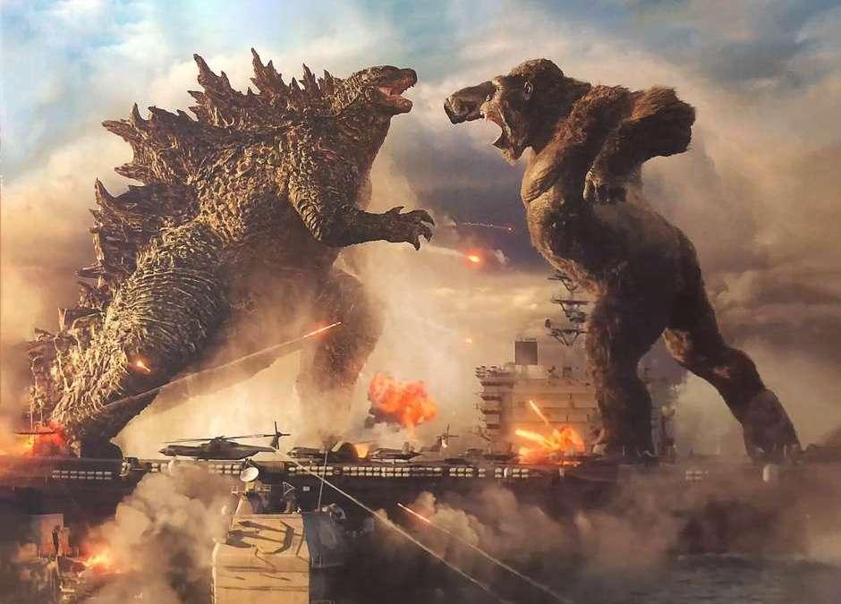 """""""Godzilla vs Kong"""": estreia é adiantada para março deste ano 18"""