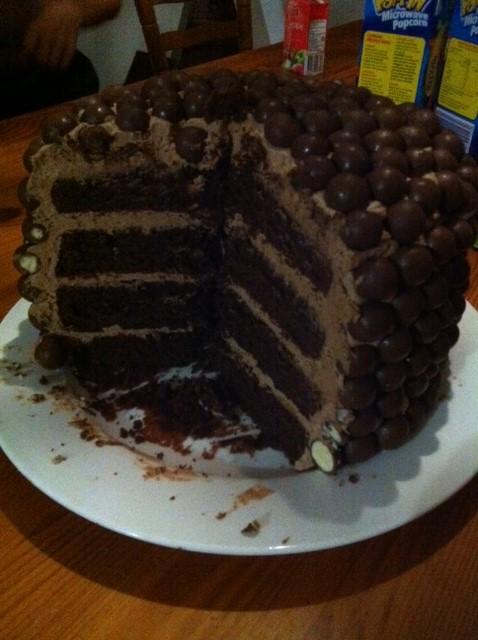 Marble cake 2