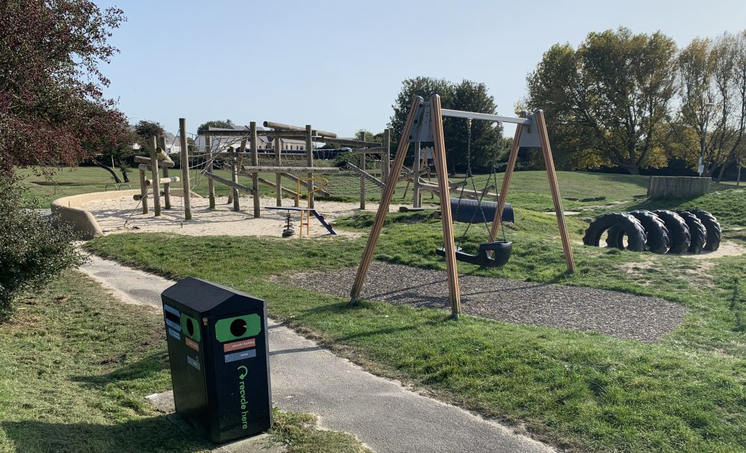 Children's sand pit at Apex Park in Highbridge to be cordoned off due to bees colony