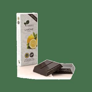 Cioccolato Artigianale di Modica al Limone