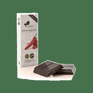 Cioccolato Artigianale di Modica al Peperoncino