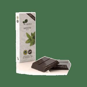 Cioccolato Artigianale di Modica alla Menta