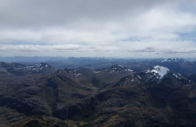Ben Nevis Bergsteigen Schottland Highlands