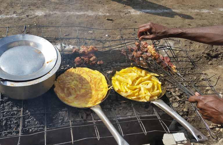 local food Tansania Stefan Schüler