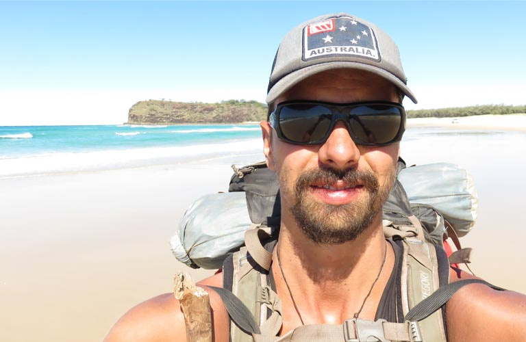 Fraser Island Australien Backpacking