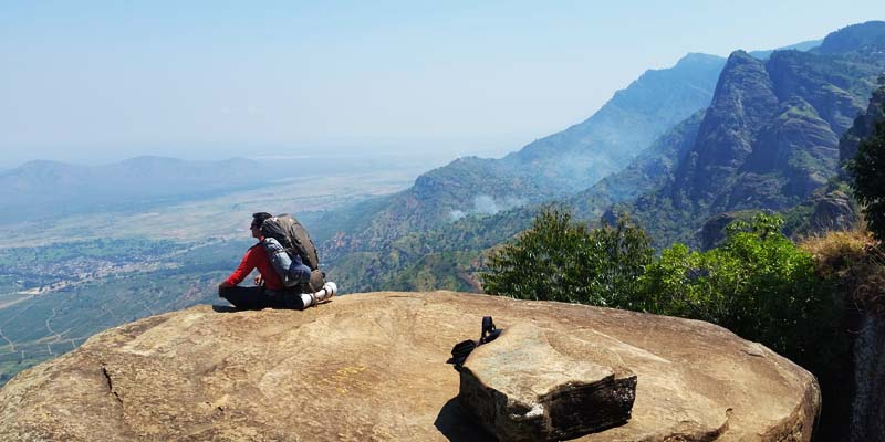 Maasai plain Usambara Mountains Wandern