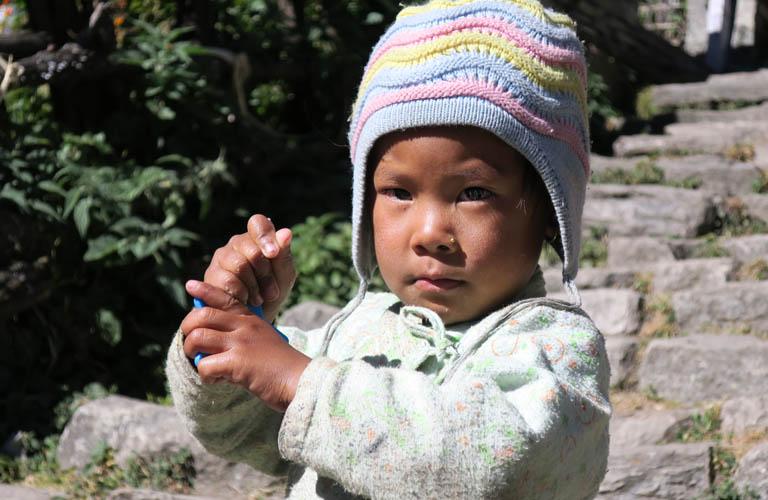 Wandern Nepal Annapurna Runde