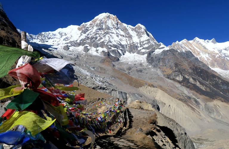 Annapurna Circuit Trek Nepal South Annapurna Base Camp