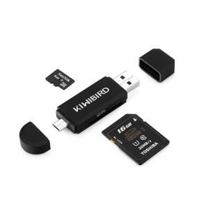 KIWIBIRD USB Adapter Urlaubsbilder sichern Android Gerät