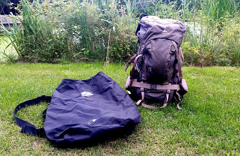 Tatonka Rucksackschutz Schutzsack Reisegepäck Packsack 80 Liter Gregory Backpack