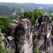 Malerweg Sächsische Schweiz Wandern Trekking Tipps
