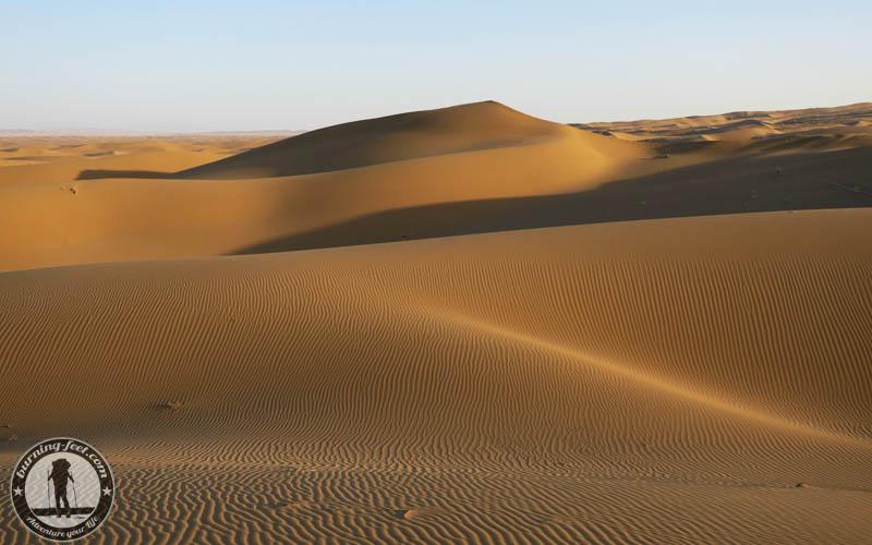 Dunes Maranjab Desert Iran Kashan Isfahan Desert Tour Wüste Iran Dünen