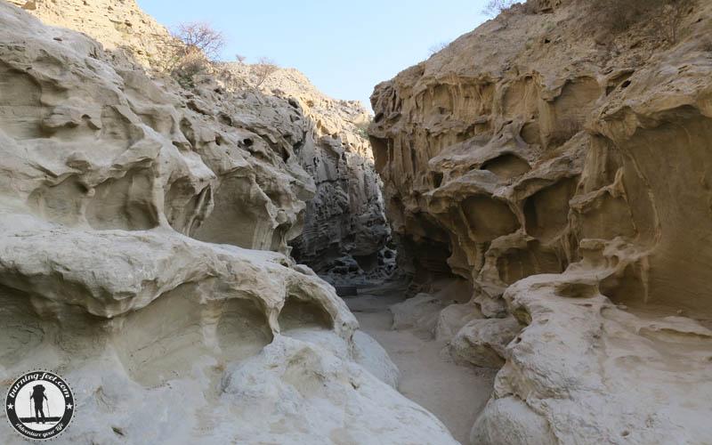 Queshm Island Iran Geopark Chahkooh Qeschm Sehenswürdigkeit