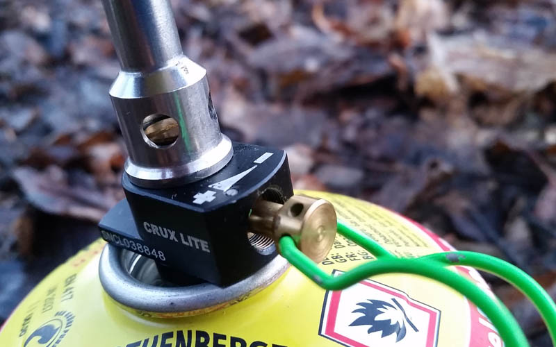 Test Gaskocher Optimus Crux Lite Gaskocher stove Optimus trekking