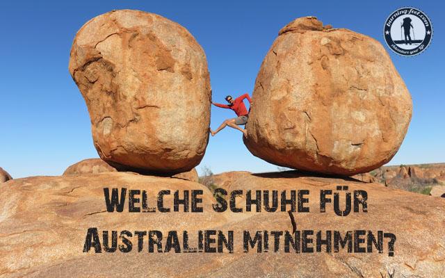 schuhe Australien Packliste