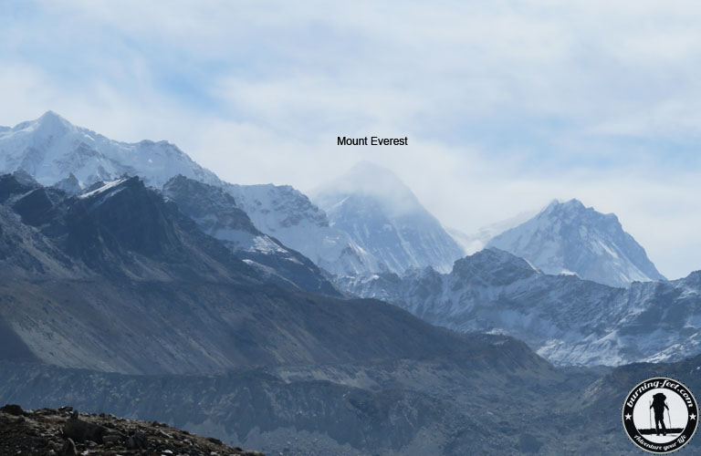Mount Everest Aussichtspunkt