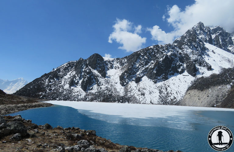 Second Gokyo Lake